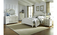 Liberty Harbor View II 4-Piece King Poster Bedroom Set