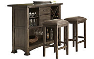 Liberty Stonebrook Bar & 2 Stools
