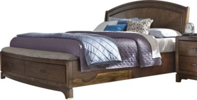 Liberty Avalon III Queen Storage Bed