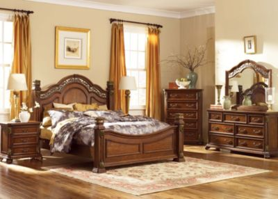 Liberty Messina Estates 4-Piece King Bedroom Set
