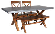 Liberty Keaton 4-Piece Dining Set
