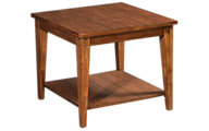 Liberty Lake House Square Lamp Table