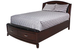 Liberty Avalon King Storage Bed