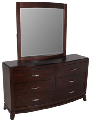 Liberty Avalon Dresser with Mirror