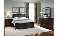 Liberty Avalon 4-Piece King Storage Bedroom Set