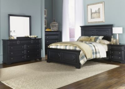 Liberty Carrington II 4-Piece Queen Bedroom Set