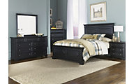 Liberty Carrington II 4-Piece King Bedroom Set