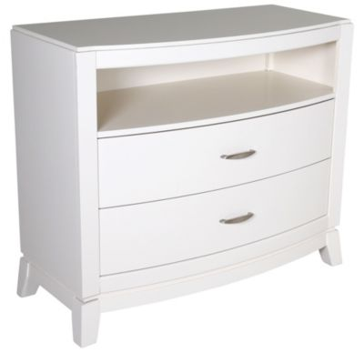 Liberty Avalon White Kids' Media Chest