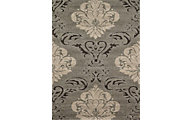 Loloi Enchant Smoke/Beige 5' x 8'