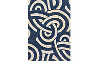 Loloi Enchant Navy/Ivory 5' x 8'