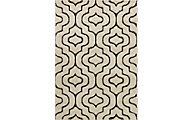 Loloi Enchant Ivory 5' x 8'