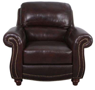 Leather Italia James 100% Leather Chair