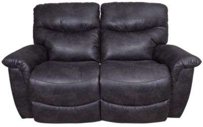 La-Z-Boy James Gray Reclining Loveseat