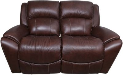 La-Z-Boy Barrett Leather Power Reclining Loveseat
