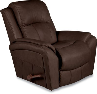 La-Z-Boy Barrett Leather Recliner