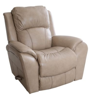 La-Z-Boy Barrett Leather Rocker Recliner