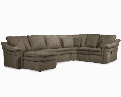 La-Z-Boy Devon 4-Piece Reclining Sectional