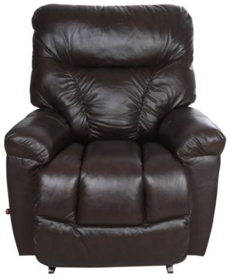 La-Z-Boy Logan Leather Rocker Recliner