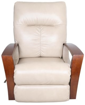 La-Z-Boy Maxx Leather Rocker Recliner