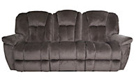 La-Z-Boy Maverick Gray Reclining Sofa