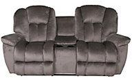 La-Z-Boy Maverick Reclining Loveseat with Console
