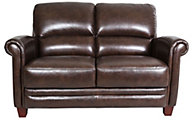La-Z-Boy Julius 100% Leather Loveseat