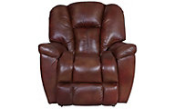 La-Z-Boy Maverick 100% Leather Rocker Recliner