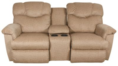 La-Z-Boy Lancer Reclining Loveseat with Console