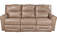La-Z-Boy Easton Leather Reclining Sofa