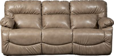 La-Z-Boy Asher Leather Reclining Sofa