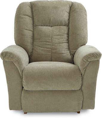La-Z-Boy Jasper Tan Power Rocker Recliner