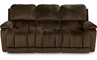 La-Z-Boy Greyson Brown Power Reclining Sofa
