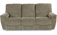 La-Z-Boy Hayes Green Reclining Sofa