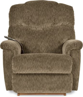 La-Z-Boy Lancer Tan Power Rocker Recliner w/Hand Wand