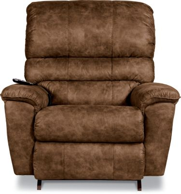 La-Z-Boy Vince Brown Power Rocker Recliner