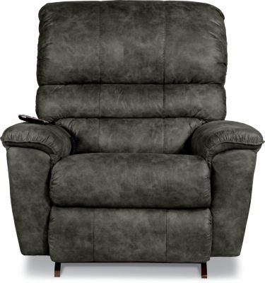 La-Z-Boy Vince Gray Power Rocker Recliner