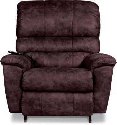 La-Z-Boy Vince Purple Power Rocker Recliner