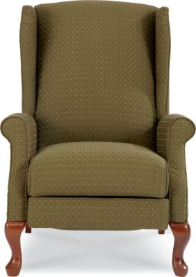 La-Z-Boy Kimberly Olive Wing High-Leg Recliner