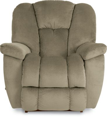 La-Z-Boy Maverick Beige Rocker Recliner