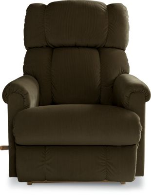 La-Z-Boy Pinnacle Jungle Green Rocker Recliner