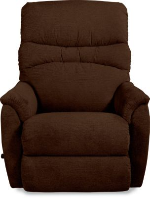 La-Z-Boy Coleman Brown Rocker Recliner