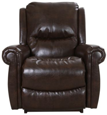 La-Z-Boy Duncan Espresso Power Rocker Recliner