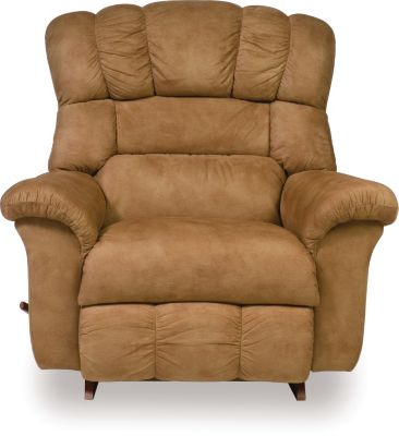 La-Z-Boy Crandell Tan Rocker Recliner