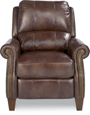 La-Z-Boy Tarleton Leather High-Leg Recliner