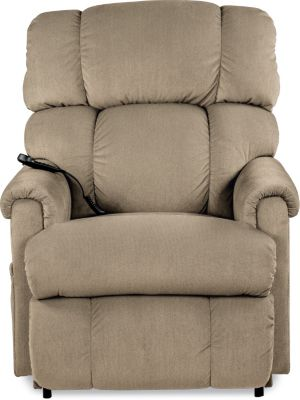 La-Z-Boy Pinnacle Almond Lift Power Recliner