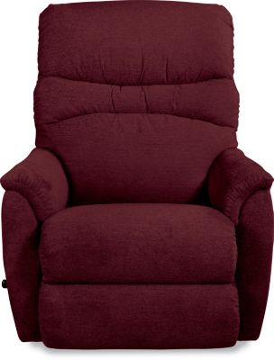 La-Z-Boy Coleman Burgundy Rocker Recliner