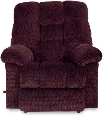 La-Z-Boy Gibson Burgundy Rocker Recliner
