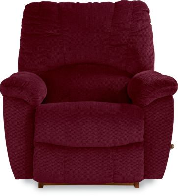 La-Z-Boy Hayes Red Rocker Recliner