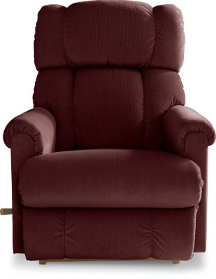 La-Z-Boy Pinnacle Burgundy Rocker Recliner
