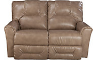 La-Z-Boy Easton Tan Full Reclining Loveseat